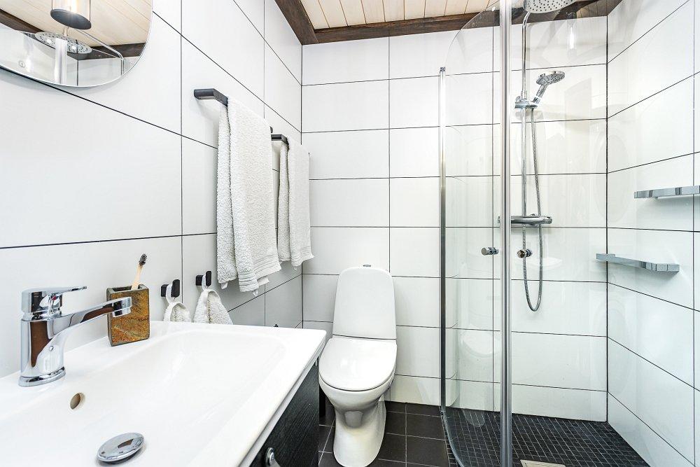 Ilusa väikese vannitoa remont – vaata tulemust!